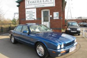 1997 Jaguar XJ6 X300 Antigua Blue Immaculate Throughout Photo