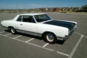 1965 Oldsmobile 442 Sport Coupe Original 4 Speed