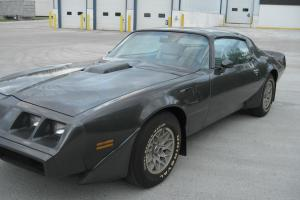 1981 Pontiac Trans Am - LESS than 1,000 Miles - Museum Piece - 4 Speed