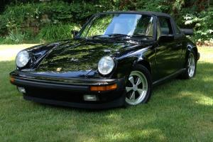 911 Carrera Targa 3.2 Survivor