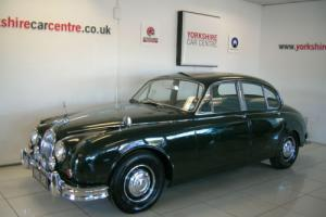 Jaguar MK2 3.4 MANUAL