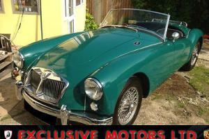 MG MGA LHD Left-Hand Drive Photo