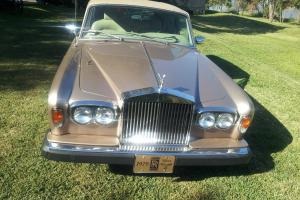 1979 Rolls Royce Silver Wrath ll, Low Mileage, Excellent Condition