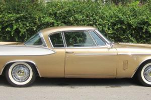 1957 Studebaker Golden Hawk Coupe