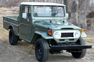 1975 Toyota LandCruiser HJ45 Pick Up Diesel  160 Pictures like FJ45 FJ40 FJ55