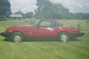 1980 SPITFIRE 1500 {LOOKS NEW!!!!} 47,000 MILES, AMAZING CONDITION!! Photo