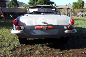 1968 TRIUMPH SPITFIRE MARK III Photo