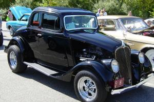 1933 Willys 77 Original Steel Coupe with 392 Hemi, hot rod and street rod