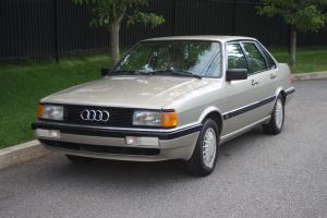 QUATTRO, RUNS PERFECTLY, CLEAN, ZERO RUST +