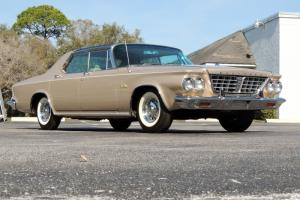 1963 Chrysler New Yorker Salon