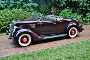 Very rare 1 of and kind restored to highest standard's
