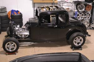 1932  REAL HENRY FORD 5-WINDOW- RUMBLE SEAT- ALL STEEL