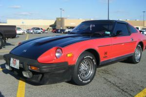 1980 280zx 10th Anniversary Red and Black Only 500 Made