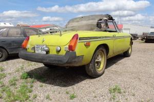 2 seat convertible, Midget, MG, MGB Photo