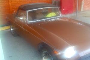 Very Good 1980 MGB