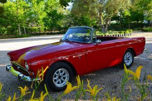 EXTRAS INCLUDE: HARDTOP, FACT. 260 c.i., RESTORED HOOD