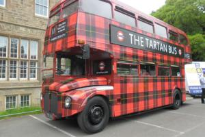 "1962 AEC Routemaster ""The Tartan Bus"" Photo"