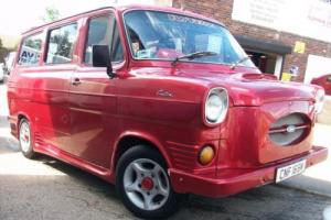 Ford Transit Custom MK1 1973 Tv and Film work welcome Taxed and tested