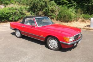 1989 G Mercedes-Benz 300SL AUTO 79.234 MLS
