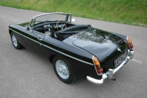 1965 C MG MGB 1.8 Twin SU Carbs Sports Roadster MK-1 Pull Handle  Photo