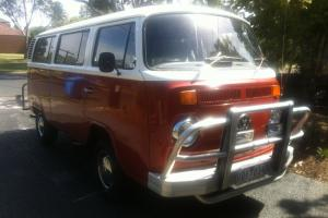 VW Kombi Camper Transporter 1976 2 Litre Good TO GO in Brighton East, VIC