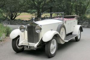 1933 Rolls-Royce 20/25 Open Tourer Project GTZ22 Photo