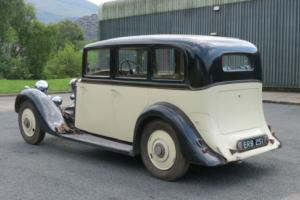 1938 Rolls-Royce 25/30 Thrupp & Maberly Limousine GGR21 Photo