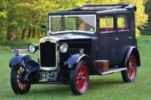 1929 Rover 10/25HP Weyman Riviera Saloon Photo