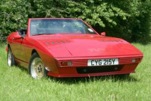 TVR Tasmin 280i Convertible Photo