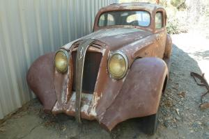 1 of only 2 known - restore or hot rod, street rod
