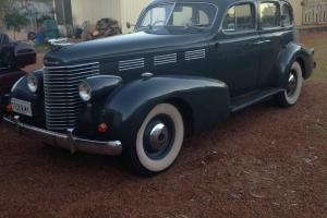 1938 Cadillac Sedan RHD Flathead V8 Original Cond Drives Full WA Rego in Kelmscott, WA