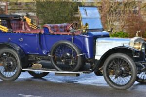 1911 Daimler 6.4 litre  38hp TK18 Dual Phaeton Photo