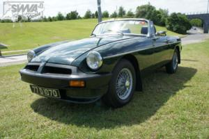 MG MGB Roadster Heritage Body 1977 Photo