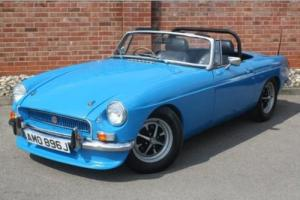 MG MGB Roadster B Roadster Sports PETROL MANUAL 1970/J Photo