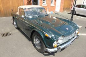 Triumph TR4A Convertible 1965 Photo