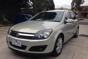 Holden Astra Cdti 2007 5D Hatchback 6 SP Automatic 1 9L Diesel Turbo in Epping, VIC
