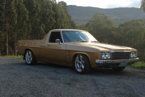 Genuine HJ Sandman UTE 10 1974 Contessa Gold GMH V8 Holden Chev HQ HX HZ in Blackmans Bay, TAS