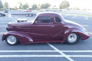 Pro Street All Steel Blown Coupe