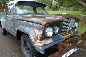 1962 Jeep Gladiator 4 X 4 UTE NOT A HOT ROD