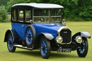 1920 Humber 15.9hp 3.0 litre saloon