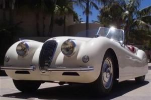 1950 JAGUAR XK120 ROADSTER RARE RIGHT HAND CONFIGURATION RESTORED COLLECTOR CAR! Photo