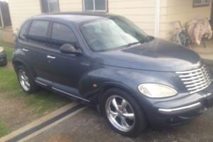 Chrysler PT Cruiser Classic 2003 5D Hatchback 4 SP Automatic 2L Multi in Junee, NSW