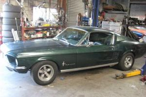 Ford Mustang Fastback 1967 in Southport, QLD