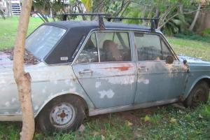1972 Hillman Hunter Royal 660 Wreck FOR Parts in Pymble, NSW Photo