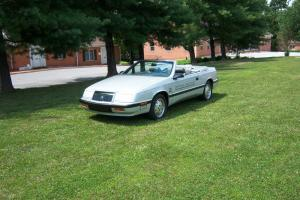 '87 Chrysler Lebaron Indy 500 Pace Car Replica