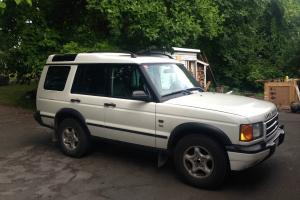 Land Rover : Discovery se