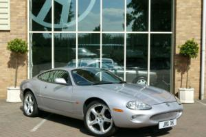 Jaguar XK8 Only 47,000 Miles From New. Factory Navigation Private Plate Included