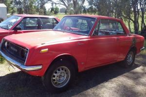 1967 Toyota Corona 1600s Coupe RT51 in Baranduda, VIC