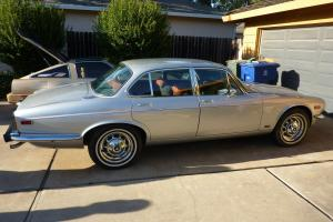 XJ6 1974 ONE OWNER CALIF CAR