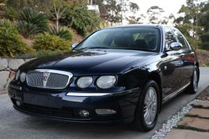 Rover 75 Connoisseur SE 2002 Going Cheap Photo